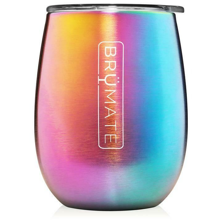 Brumate Tumbler Rainbow Titanium