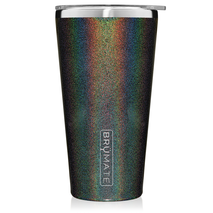 Brumate Imperial Pint Glitter Charcoal