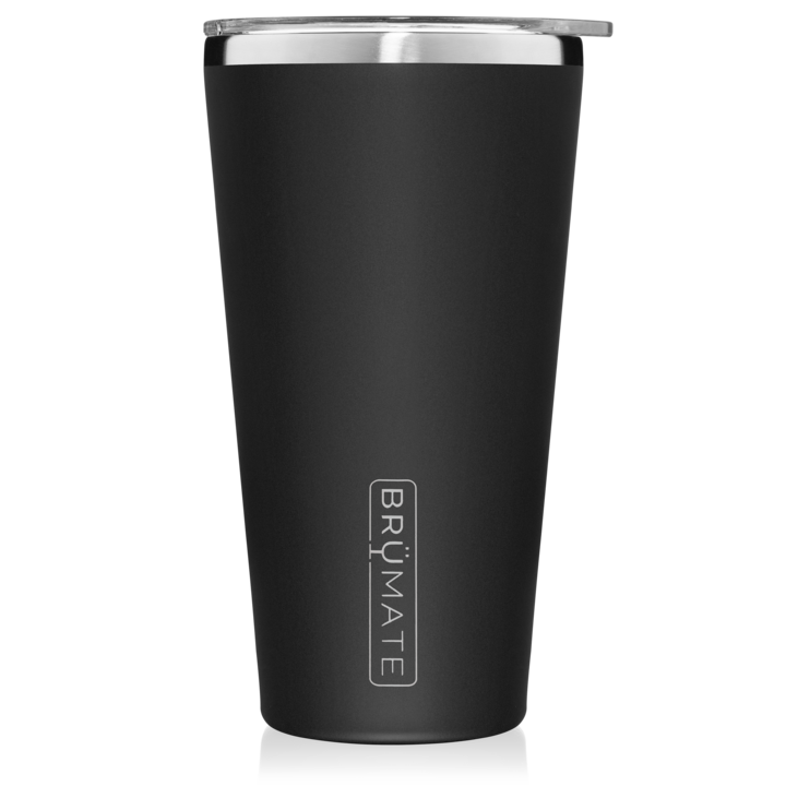 Brumate Imperial Pint Matte Black