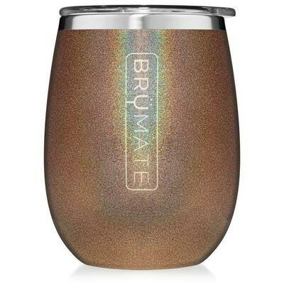 Brumate Tumbler Glitter Gold