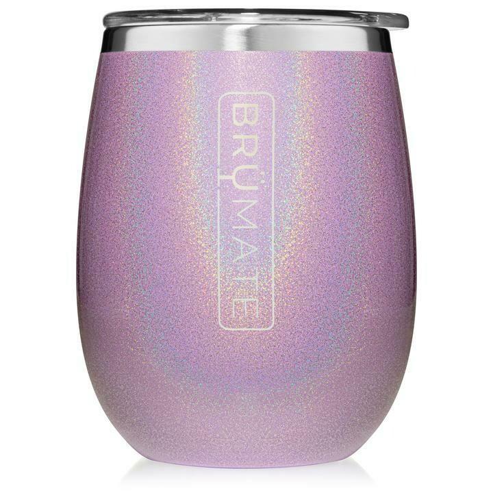 Brumate Tumbler Glitter Violet