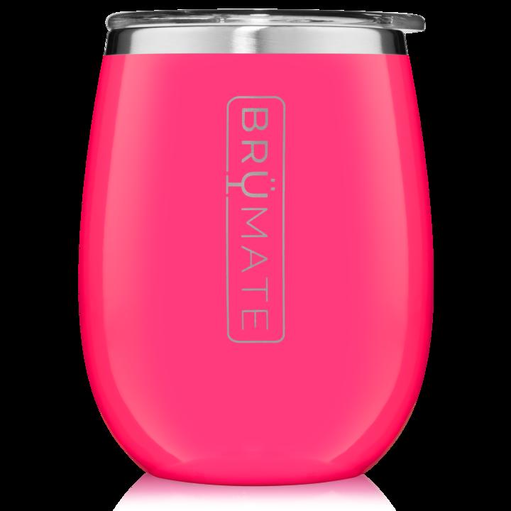 Brumate Tumbler Neon Pink