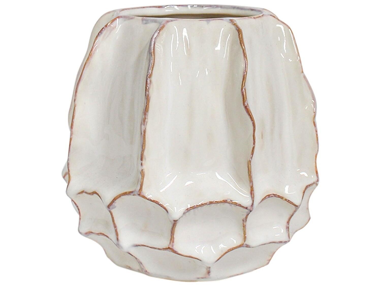 Planter/Vase Ivory Med
