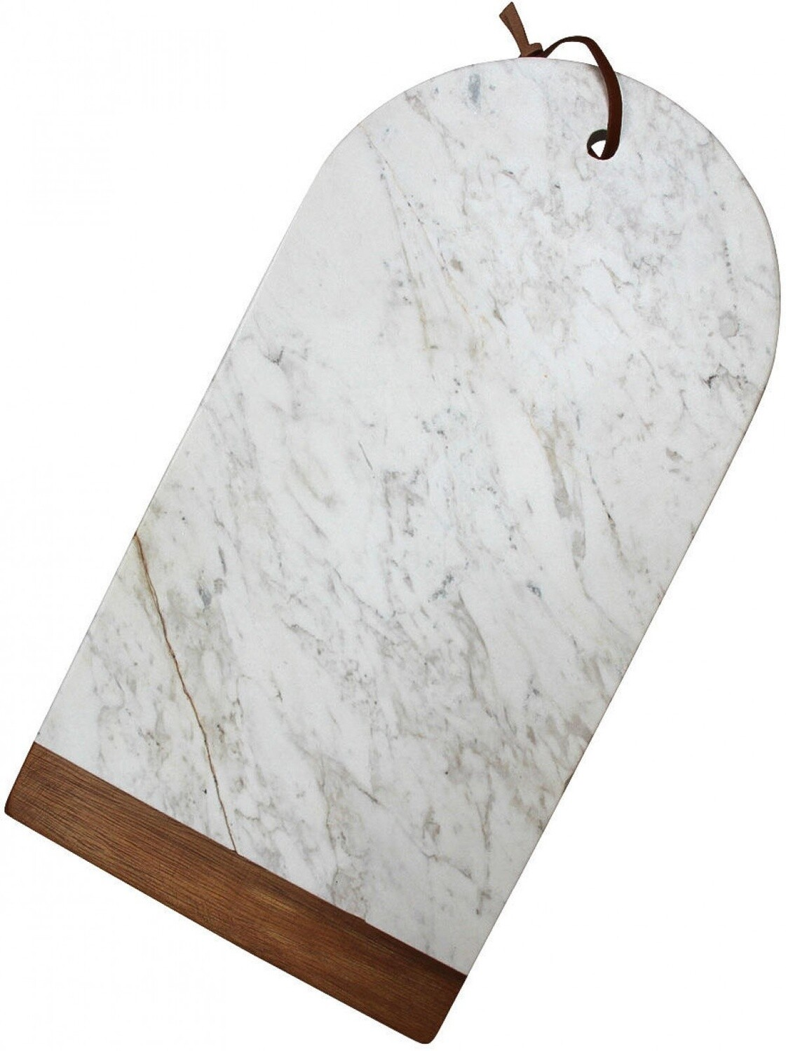 Serving Board Marble Dome