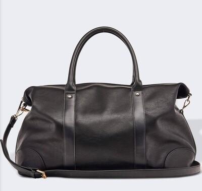 Alexis Black Travel Bag