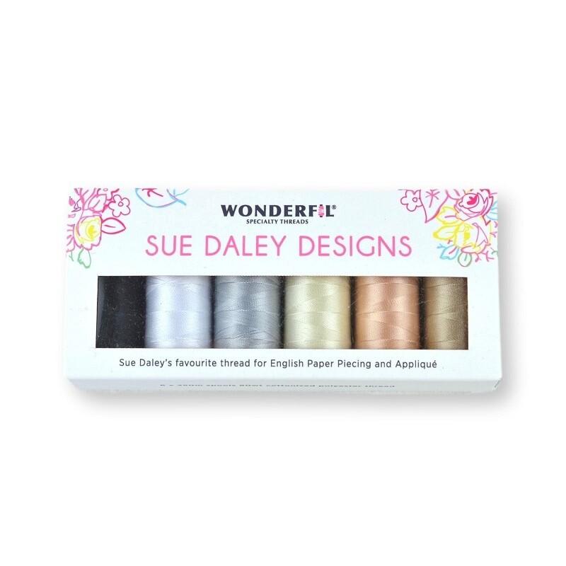 Sue Daley Wonderfil Thread Pack