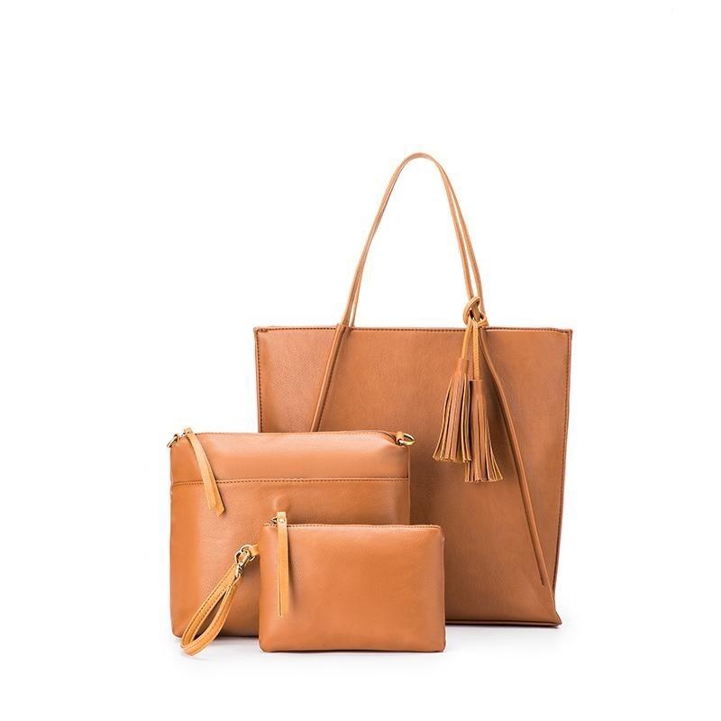 Sadie Bag Tan