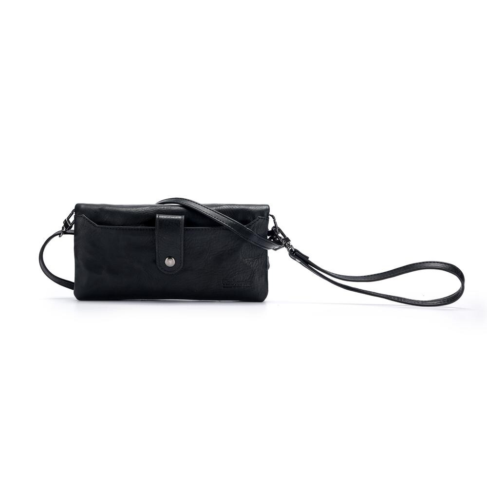 Evie Wallet Black