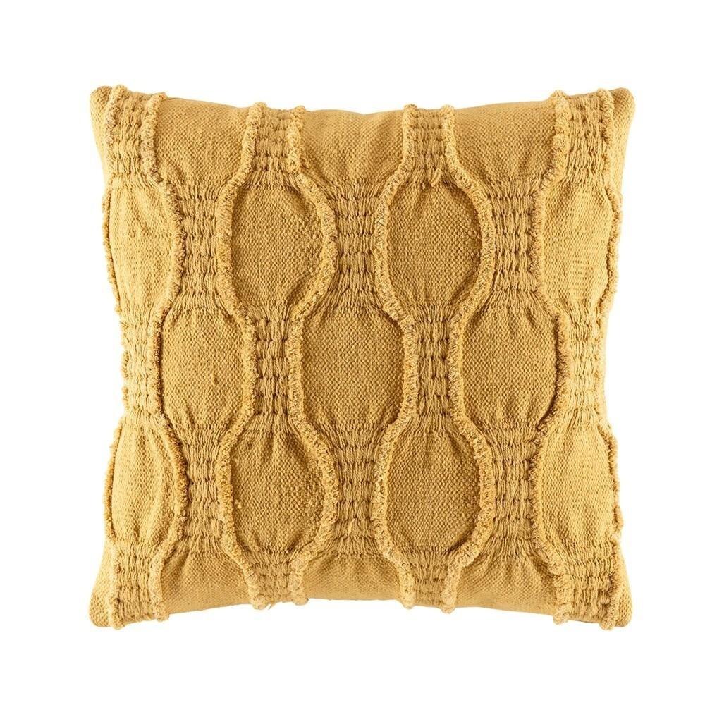 Zulu Cushion Mustard