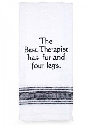 Tea Towel Best Therapist