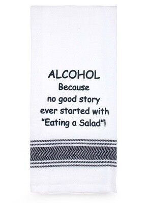 Tea Towel No Good Story