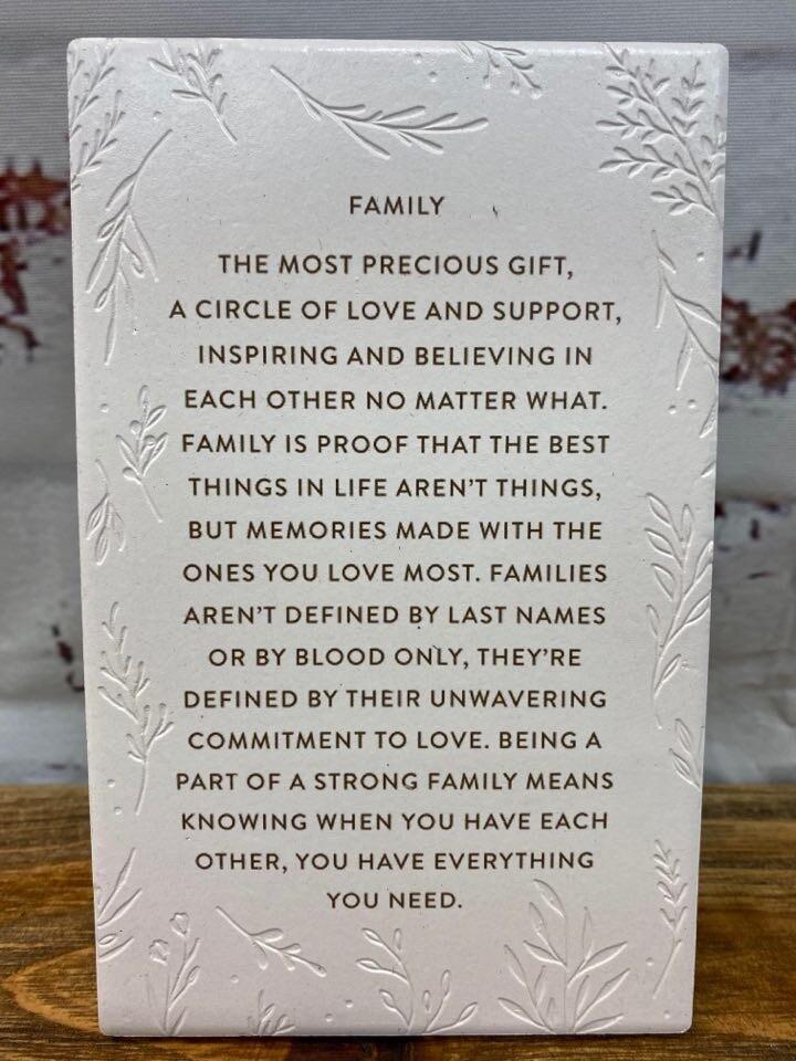 Family Life Quote