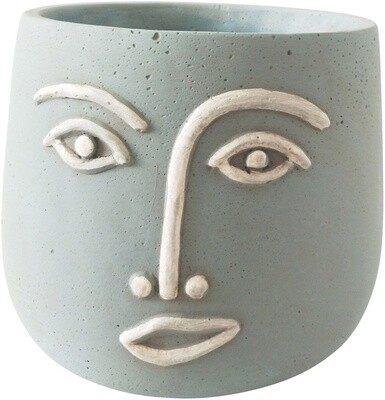 Face Planter Blue Med
