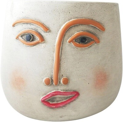 Face Planter White Med