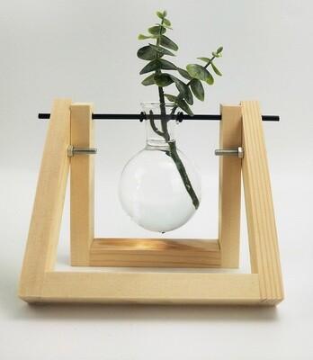 Single Glass Vase