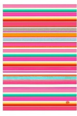 Tea Towel Summer Stripe