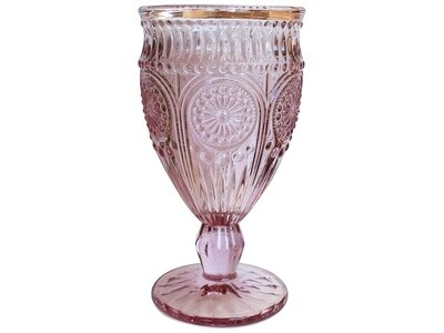 Wine Glass Pink