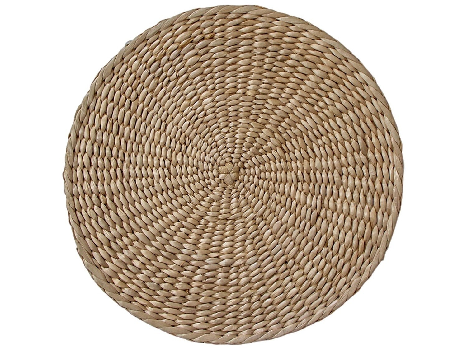 Placemat Rush Straw Natural