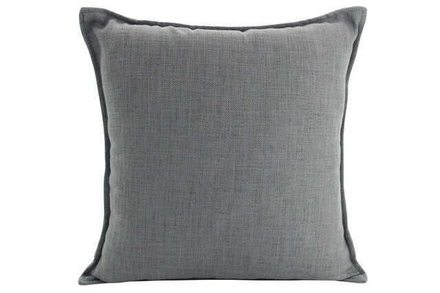 Linen Dark Grey Cushion