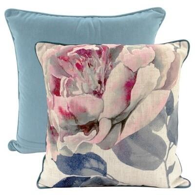 Single Rose Cushion 50cm