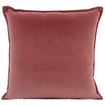 Mulberry Velvet Cushion 45cm