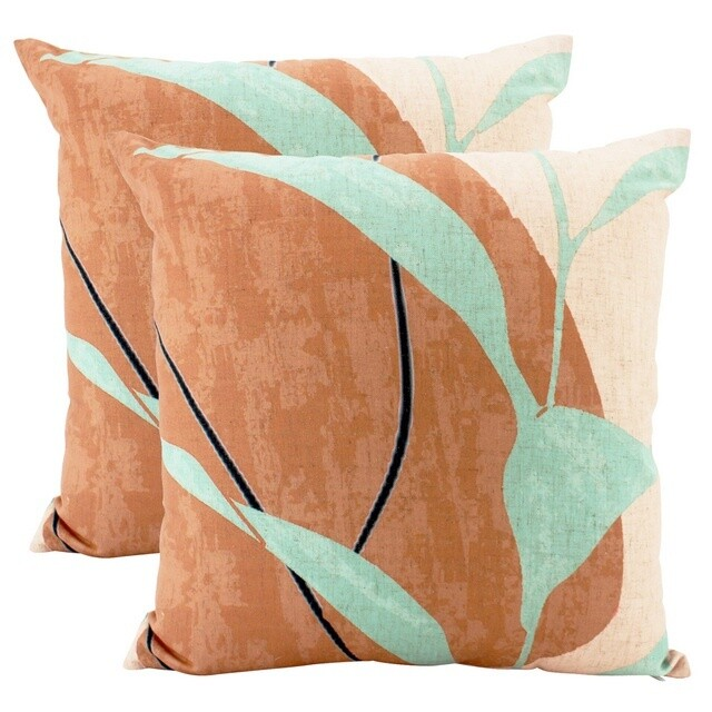 Rafe Greenery Cushion 50cm