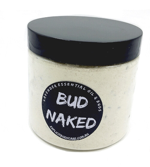 Bath Salts Bud Naked