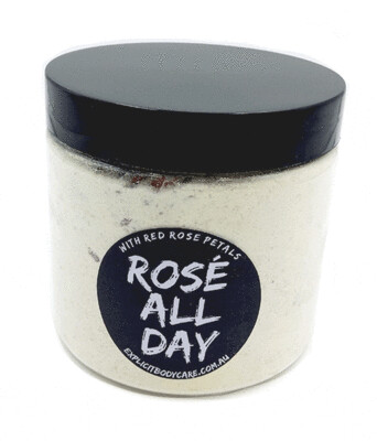 Bath Salts Rose All Day