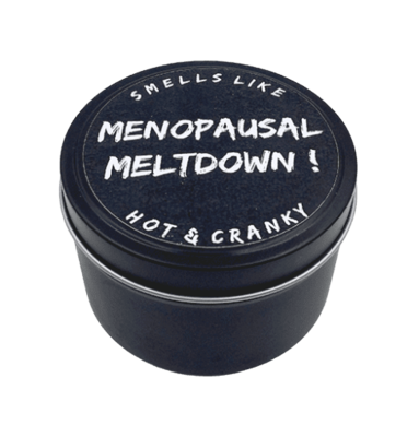 Candle Tin Menopausal Meltdown