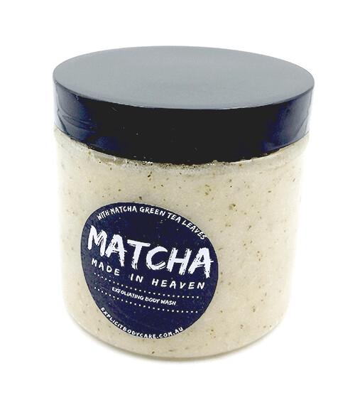 Scrub-Matcha Made In Heaven