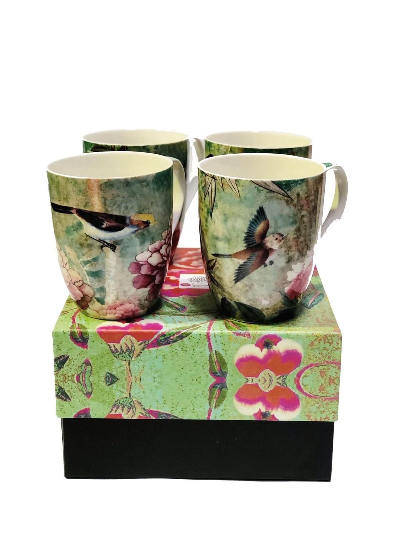 Mug Set Chinoiserie