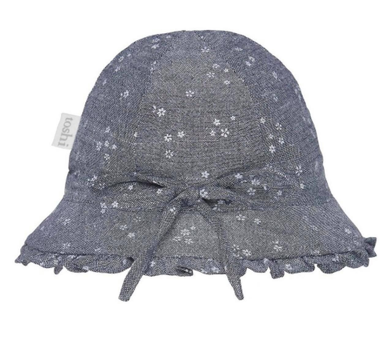 Bell Hat Milly Periwinkle
