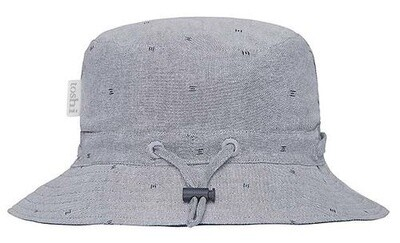 Sunhat Lawrence Charcoal