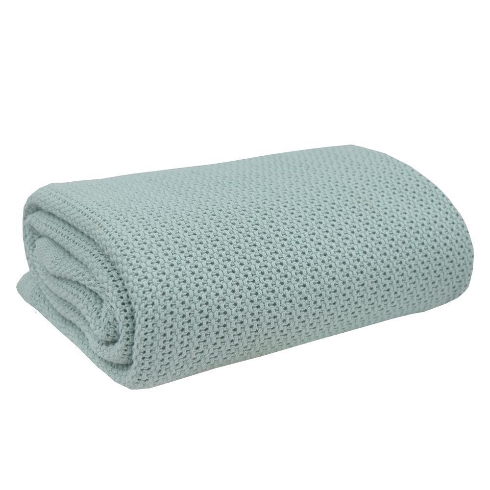 Cot Cell Blanket Sage