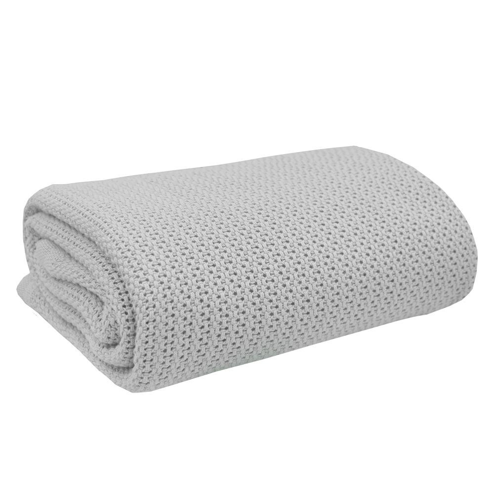 Cot Cell Blanket Grey