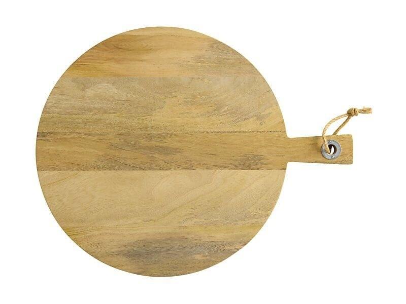 Mezze Round Serving Board 45x36cm