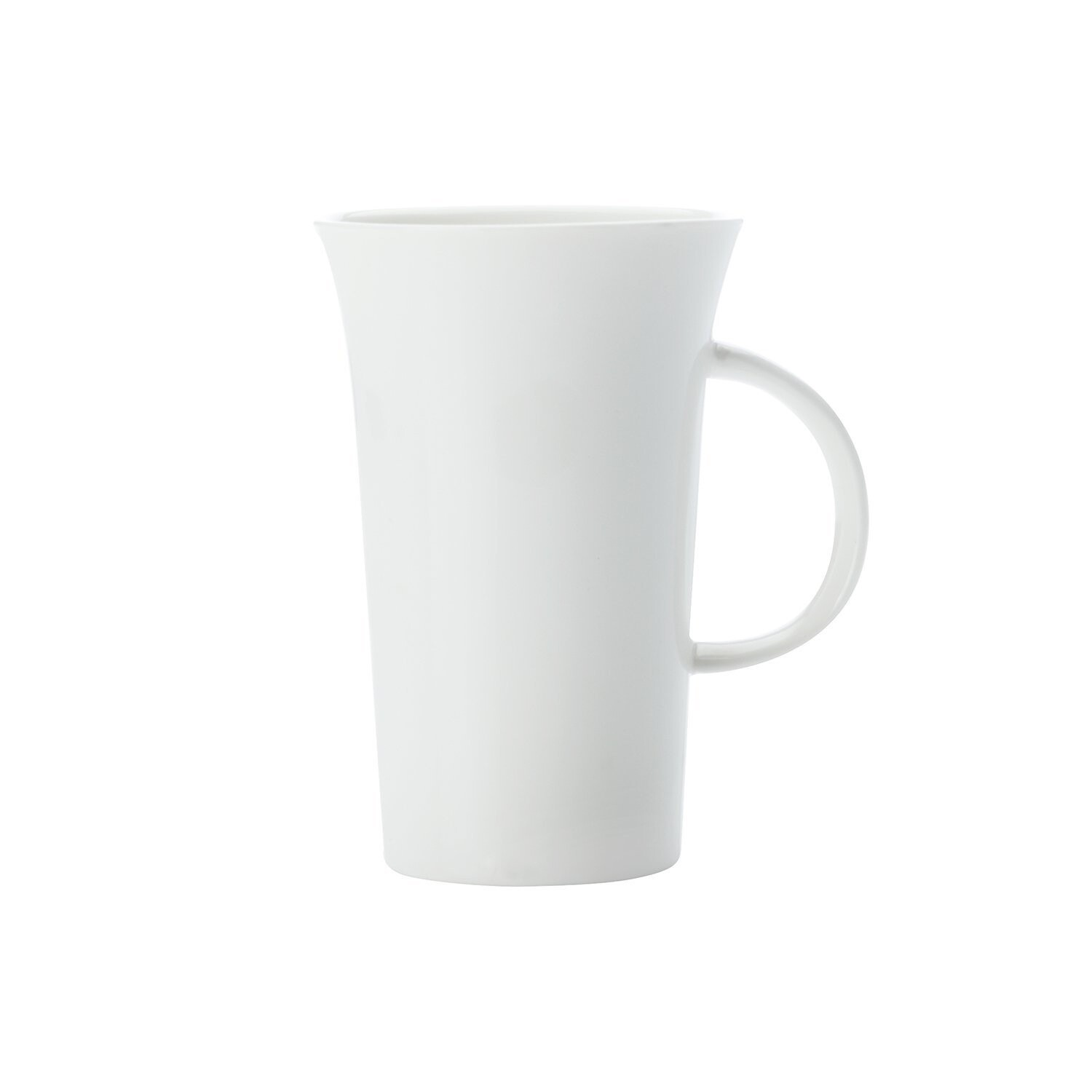 White Basics Flared Mug Large 500ML