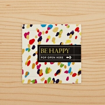 Thoughtfulls- Be Happy