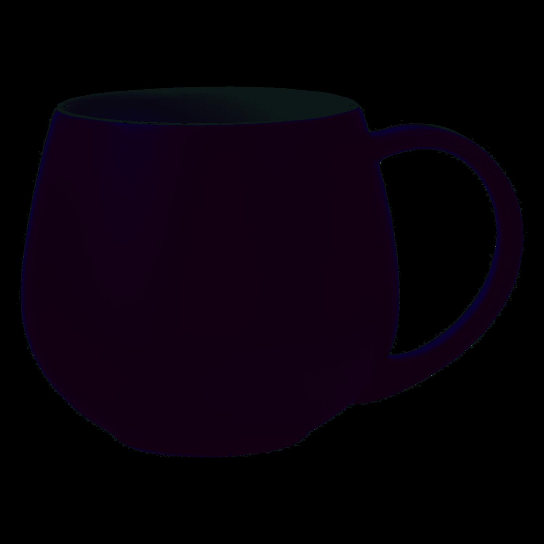 Tint Snug Mug 450ML Aubergine