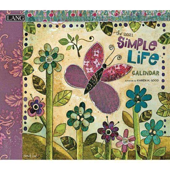 2021 Simple Life Calendar