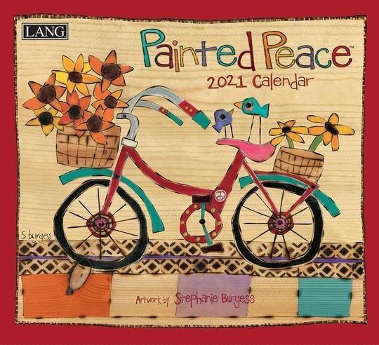 2021 Painted Peace Calendar