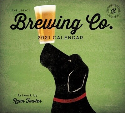 2021 Brewing Company Calendar