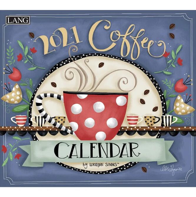 2021 Coffee Calendar