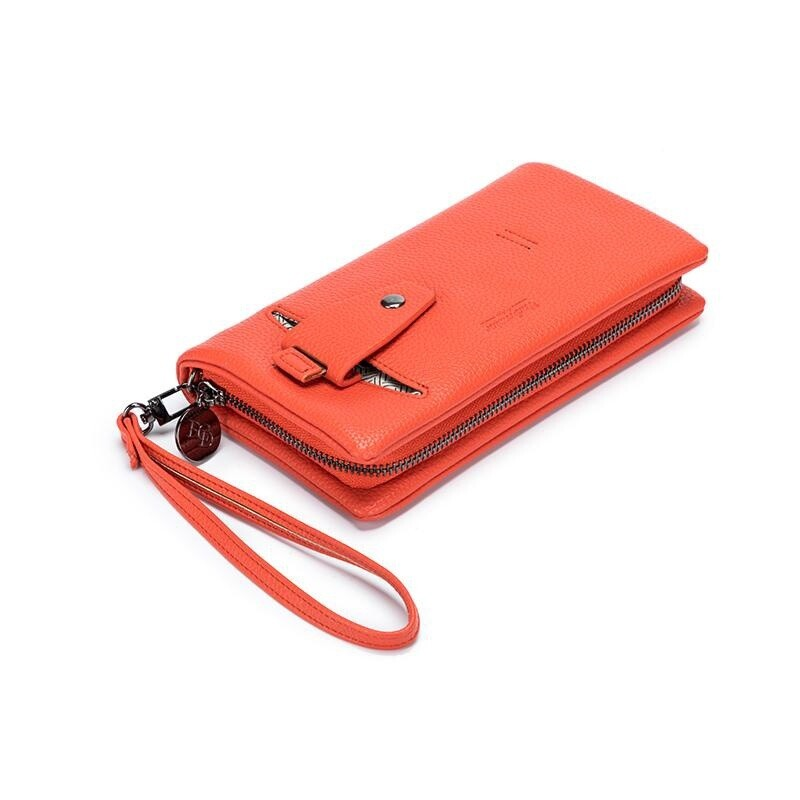 Mavie Wallet Orange