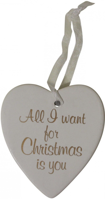 Heart Christmas You