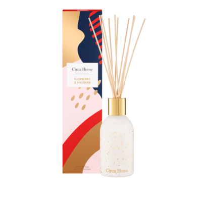 Raspberry & Rhubarb Diffuser 250ml