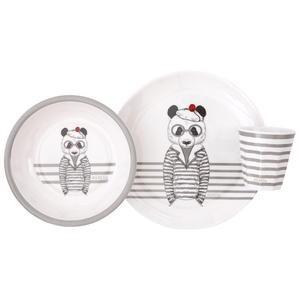 Melamine Dinner Set - Bear