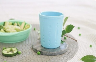 Bowl & Cup Set Duck Egg Blue & Mint