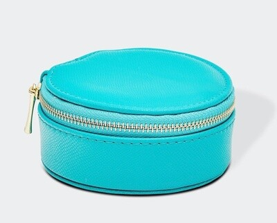Sisco Lizard Turquoise Jewellery Box