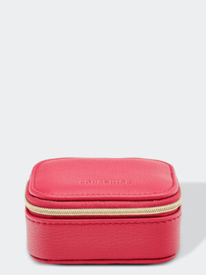 Suzie Jewellery Box Fuschia